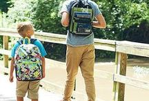 """Back To School Ideas / Check out the latest """"Trends"""" for Back To School!"""