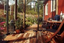 garden / balcony / terrace / outdoor
