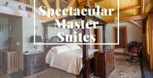 Spectacular Master Suites / Master Bedrooms decor ideas and homes for sale