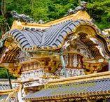 Nikko UNESCO World Heritage / UNESCO world heritage site Nikko Japan and area.