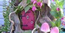 Fairy Garden Easter Magic