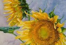ART TUTORIALS: Watercolours