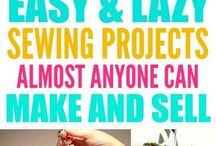 Sewing quick projects