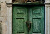 TüRen+Door / einfach magisch... man weiß nicht was sich dahinter verbirgt..