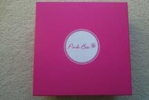 Pinkbox / Die Pinkbox vorgestellt und ausgepackt und www.my-dress-codes.de