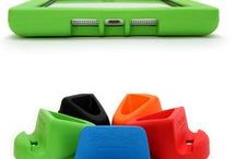Tweener & Wedge for iPad Mini / Big Grips Tweener snugly hugs and cradles your  iPad Mini and won't let go until you say so.
