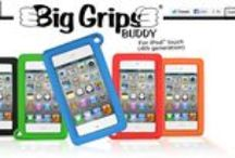 Buddy for iPod touch (4th gen.) / Soft squishy foam for extremely fun protection for your iPod touch!