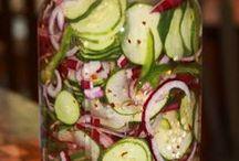 Pickled, fermented, etc. / by kathleen corriveau