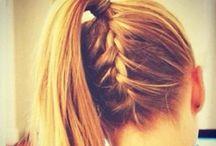 **hair**