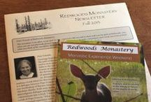 newsletters / We print a variety of newletters, from one color to full color. Digital and offset.