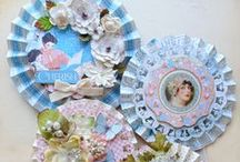 Scrapbooking - Embellishments / by Scrappy Hollow