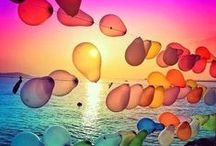 Amazing Color full / Canlı renkler / Renk armonisi / Amazing Color full