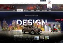 Web Design İnspiration / web tasarım, web design / Web tasarımı ilham veren çalışmalar / Web Design İnspiration