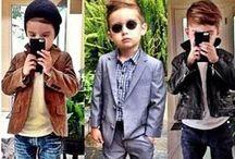 Little Man Style / Erkek Çocuk Moda Tarzı / Little Man Style