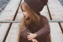 Little Girl Style / Kız Çocuk Moda Tarzı / Little Girl Style