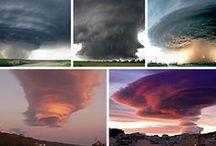 huge tornados