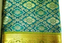 kanjivaram sareess / it is just wonderful & artistic