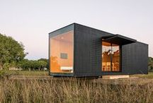 А_PREFAB / Micro, tiny, mobile, prefab - houses
