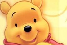 winnie the pooh & other cartoons