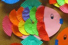 Fazendo ARTE na Escola / atividades / by Virginia Gomes