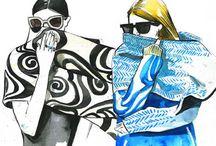 Fashion Illustration 2015 / by Sarah LIN