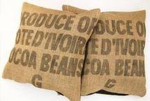 Trykot  - materace poduszki / TRYKOT - worki z recyklingu
