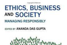 Governance & Ethics / A digital bookshelf on Governance, business ethics,...