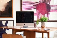 Work Desk / Redesigning my working/ kreative area