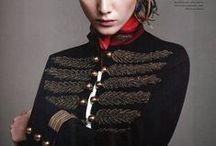 Black Boho Winter Fashion Style