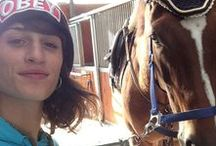 • ЭXŦRЭΔM • / horse jump mine