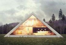 Architecture / interior design // architecture