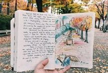 Illustrations and Scribbles