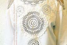 fabric + knitting