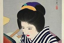 Asian Art / Subjects / Style #1 / by Carol Shepko