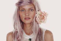 funky fresh hair + hair color