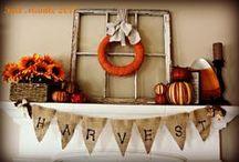 Pumpkin's & Turkey's