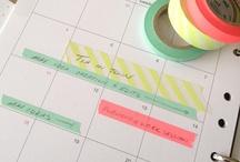 Organizing my life / by Jinni Zieleniewski
