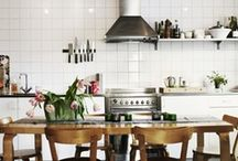 kitchen & dining / by Amber Baxley