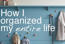 Organization / by Christi Balfour