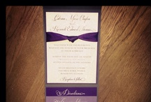 Wedding Invitations / by One Fine Day Events