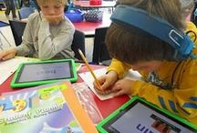Primary ICT Ideas / by Jem's Bright Buttons