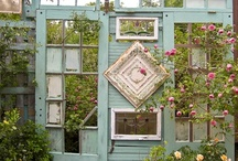 Garden upcycling / by Judy Weightman