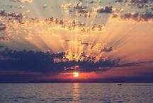 Skies & Landscapes / God's canvas.