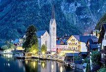 Stunning Scenery / by Karin Schumacher
