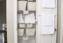Cleaning & Organization / by Becca Burdette