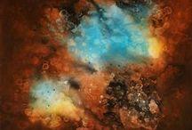My Paintings / Paintings by Greta Olivas