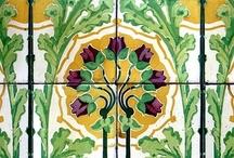 Ceramic Tiles, Plaques, & Mosaics / by Carol Shepko