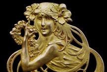 Art Nouveau #2 / by Carol Shepko