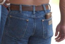 Wrangler Butts Drive Me NUTS! / by Lindsey Smith