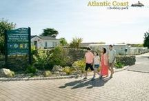 Atlantic Coast Holiday Park / Atlantic Coast Holiday Park is a quiet and friendly 4 star holiday park, lying close to the sand dunes of the glorious St. Ives Bay, near Hayle in Cornwall. Suitable for families and couples, this small David Bellamy Gold Award park is close to the sandy beach at Gwithian Towans and is within easy driving distance of St. Ives, Land's End and the Lizard.